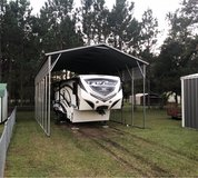 20x36x14 A-Frame Rv Cover in Fort Polk, Louisiana