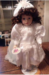 Porcelain Doll--Collectible in Conroe, Texas