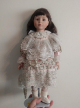Porcelain Doll--Collector's Item in Conroe, Texas