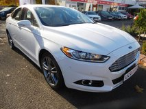 2015 FORD FUSION TITANIUM in Spangdahlem, Germany