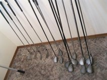 15 Golf Clubs for $10 in Lawton, Oklahoma