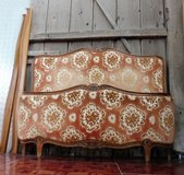 Antique Full size Barock Bed Frame in Ramstein, Germany