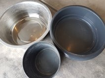 3 dog bowls in Fort Carson, Colorado