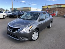 2017 NISSAN VERSA S SEDAN 4D 4-Cyl 1.6 Liter in Fort Campbell, Kentucky