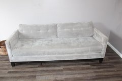 Light Gray sofa- Very comfortable in CyFair, Texas