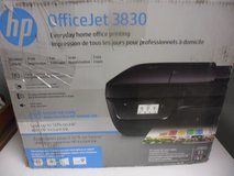 HP OfficeJet 3830 Wireless All-in-One Photo Printer with Mobile Printi in Glendale Heights, Illinois
