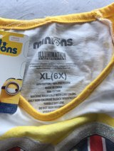 MINIONS XL (6X) LONG SLEEVES SHIRT in Vacaville, California