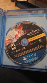 the witcher 3 complete edition (ps4) in Cleveland, Texas