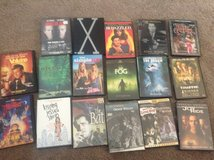 Various DVDs in Batavia, Illinois
