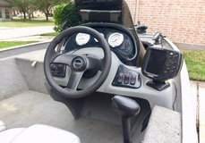 2008 Bass Tracker 170TX Bass Boat in Houston, Texas