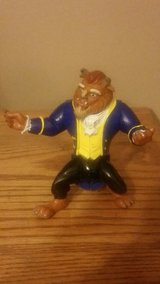 1991 Beauty and the Beast Happy Meal Toy in Fort Leonard Wood, Missouri
