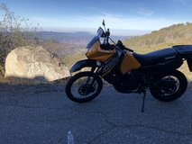 Kawasaki KLR 650 in Vista, California