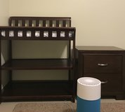 Changing Table, changing pad & cover (plus small drawer included free) in Okinawa, Japan