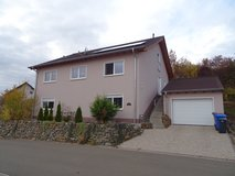 SALE: Mehlbach, Attractive Freestanding Home with Pleasant View of Forest in Ramstein, Germany