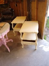 pair antique night stand/ end tables in Cherry Point, North Carolina
