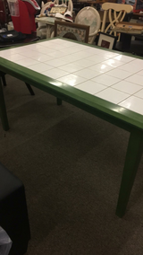 Table Only (Solid Wood with Tile) in Fort Leonard Wood, Missouri