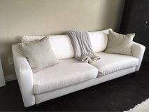 ikea karlstad couch white in Alamogordo, New Mexico