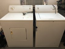 Washer and dryer in Fort Rucker, Alabama