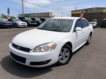 2011 CHEVROLET IMPALA LT SEDAN 4D 6-Cyl FLEX FUEL 3.5 Liter in Fort Campbell, Kentucky