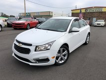 2015 CHEVROLET CRUZE 2LT Pkg SEDAN 4-Cyl ECOTEC 1.4 LITER in Fort Campbell, Kentucky