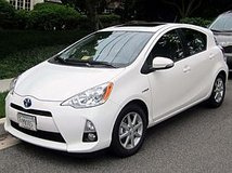 Prius C fully loaded excellent condition in Temecula, California