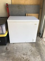 Idylis 7.1-cu ft Chest Freezer in Lackland AFB, Texas