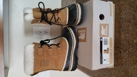 Sorel Youth Caribou Snow Boots in Hill AFB, UT