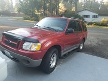 2002 Ford Explorer Sport in Tacoma, Washington