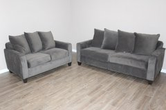 Gray Sofa set in Excellent condition! in Tomball, Texas