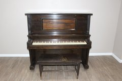 Vintage Piano and Bench by Smith and Nixon in Tomball, Texas