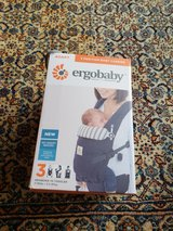 Ergobaby carrier Adapt Admiral blue in Oceanside, California