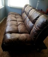 Chocolate Brown Futon in Fort Hood, Texas