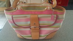 coach bag authentic in Joliet, Illinois