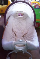 Large Baby Bed with Removable Shade in Alamogordo, New Mexico