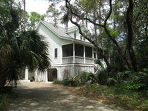 1900 Sq. Ft. House on Harbor Island in Beaufort, South Carolina