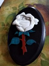 Handcrafted white rose! in Alamogordo, New Mexico
