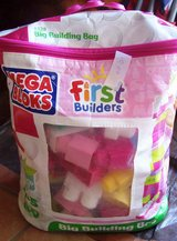 Large Bag of First Builders Mega Blocks in Alamogordo, New Mexico