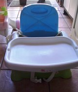 Baby Seat High Chair with Straps in Alamogordo, New Mexico