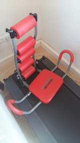AB ROCKET TWISTER – AB EXERCISER FOR A STRONGER CORE in Ramstein, Germany