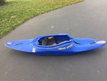 Wavesport Whitewater Kayak in Naperville, Illinois