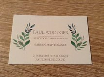 West wood garden services in Lakenheath, UK