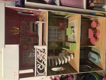 Doll house in Morris, Illinois