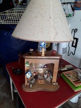 Vintage lamp in Algonquin, Illinois