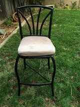 Four Outdoor Barstools in Vacaville, California