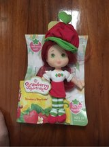 strawberry shortcake doll in Okinawa, Japan