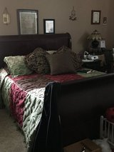 Queen Bed Frame in Fort Rucker, Alabama