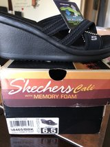 sketchers wedges in Okinawa, Japan