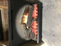 Electric Fireplace in Cleveland, Texas
