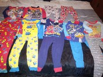 Boys size 6 PJ's sets in The Woodlands, Texas