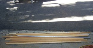 molding, pvc pipe and misc. lumber in Barstow, California
